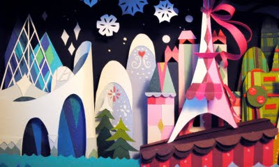 Brittney Lee: It's A Small World After All!