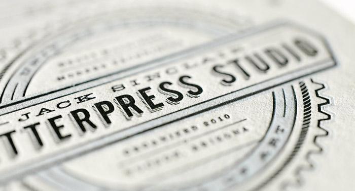 Letterpress Studio | Cast Iron Design Company (3/6)